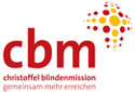 Logo Christoffel-Blindenmission CBM