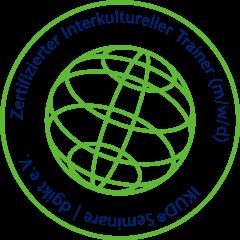 Siegel Zertifizierter Interkulturelle/r Trainer/in dgikt und IKUD Seminare
