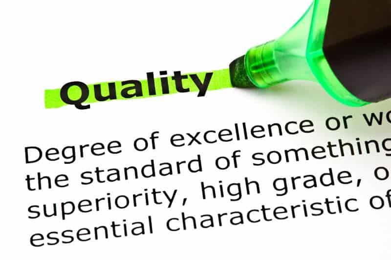 Qualitätssicherung, Akkreditierungen & Zertifizierungen