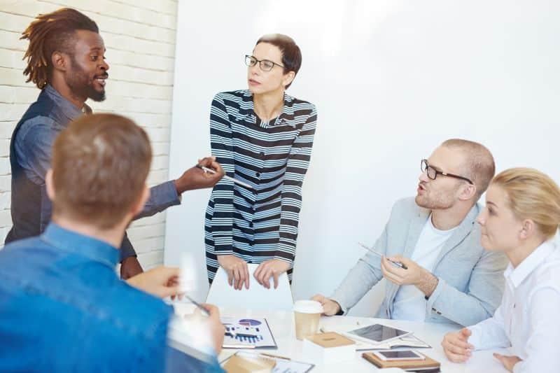 Berufsbild interkultureller Trainer