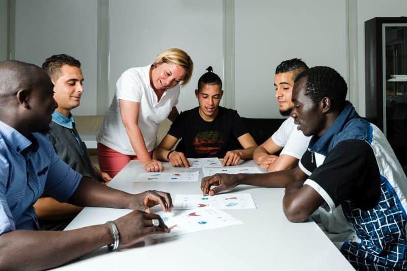 Interkulturelle Kompetenz Flüchtlingsarbeit