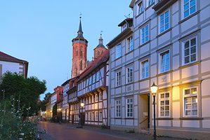 Göttingen Innenstadt Fachwerk