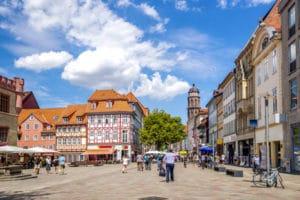Göttingen Innenstadt