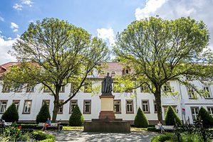 Göttingen - Wilhelmsplatz