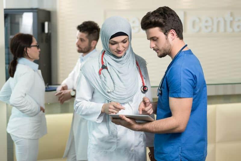 Integration zugewanderter Ärzte