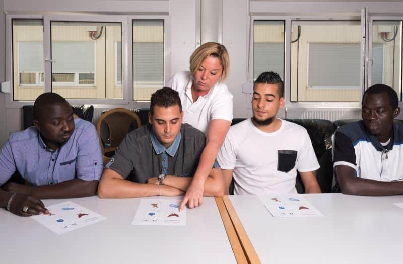 Interkultureller Trainer Flüchtlinge