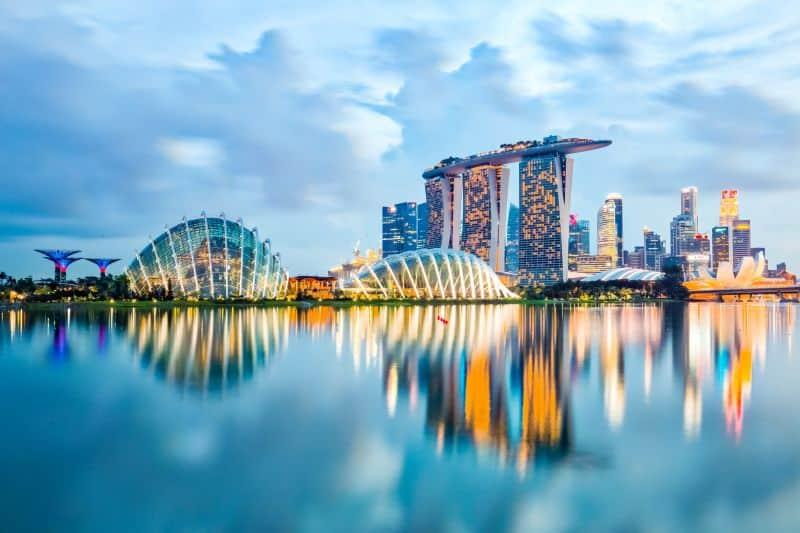 Interkulturelles Training Singapur