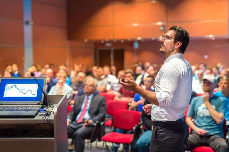 International präsentieren - Seminar
