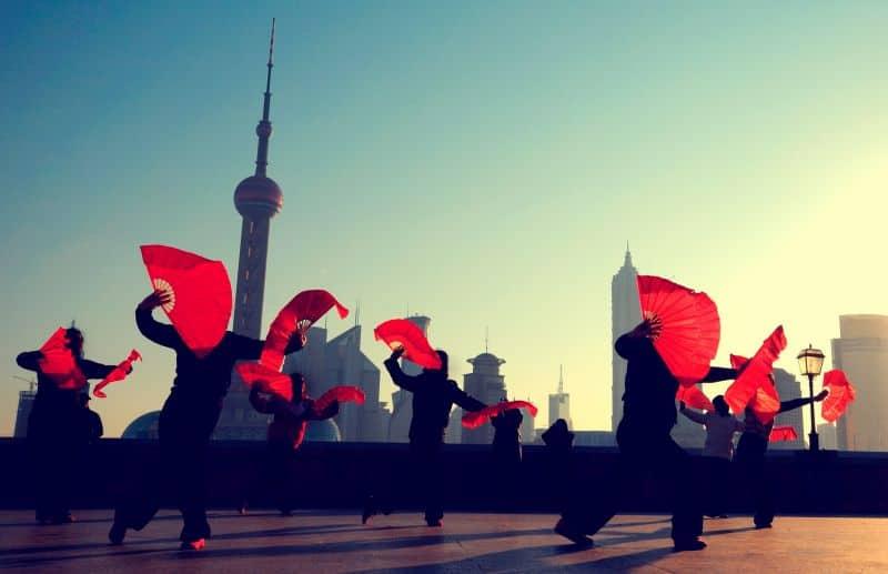Leben in China - Bildserie