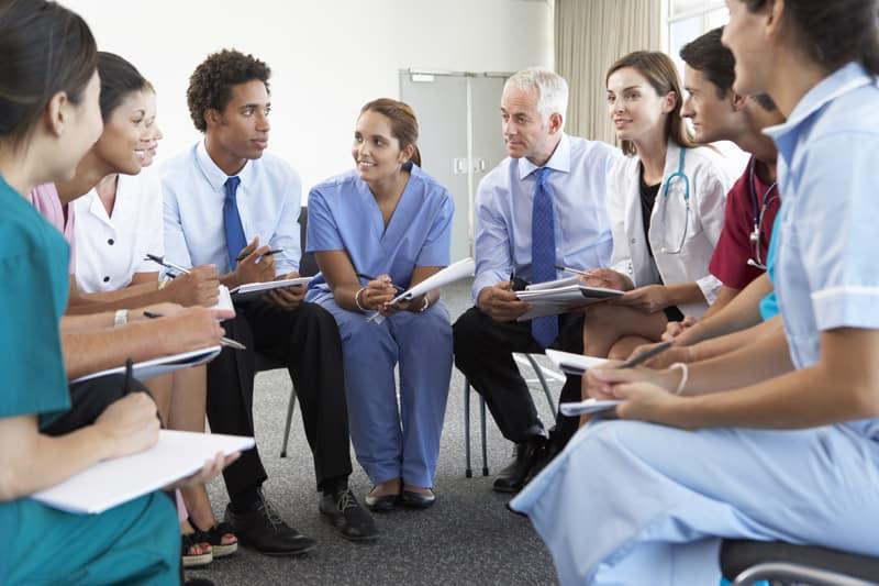 Interkulturelle Kompetenz für das Gesundheitswesen
