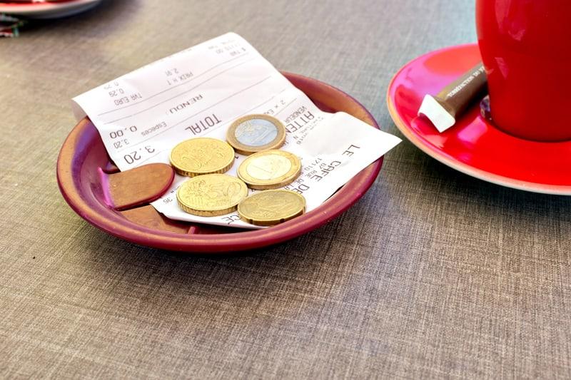 Trinkgeld weltweit - Ein Vergleich