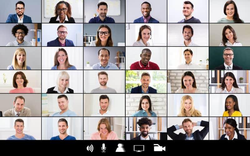 Virtuell erfolgreich arbeiten - Internationale Teams